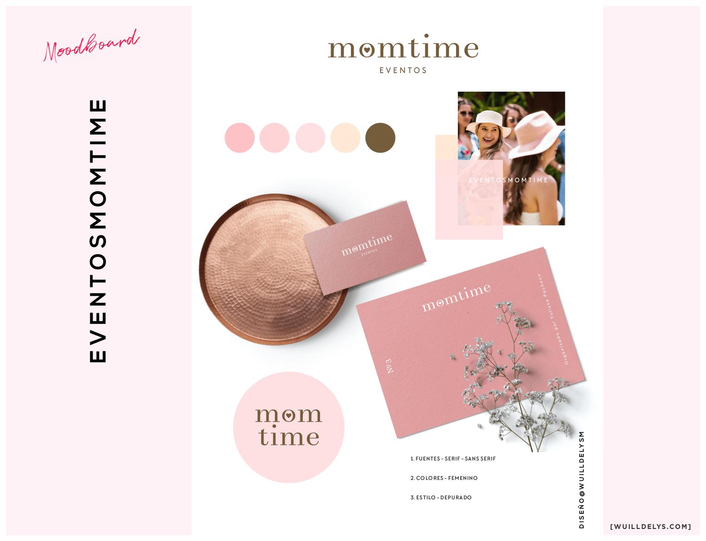 momtime - Wuilldelys | Diseñadora Web y Formadora Online